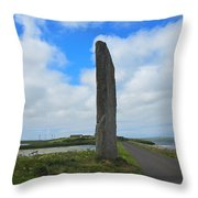The Watchstone Throw Pillow