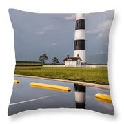 The Watchtower Throw Pillow