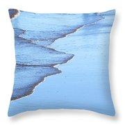 The Waters Edge Throw Pillow
