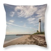 The Way Back Home Throw Pillow