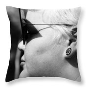 The Way To Impress Throw Pillow