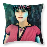 The Way You Are Throw Pillow