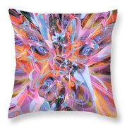 The Welling Wall 2 Throw Pillow