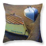 The Wexford Cheddar Throw Pillow