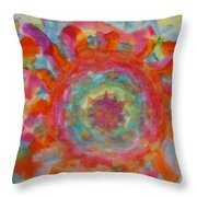 The Wheel Throw Pillow
