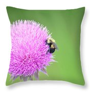 The Whisper Of Sweet Nothings Throw Pillow