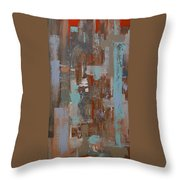 The White Tower Throw Pillow