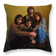 The Who Throw Pillow