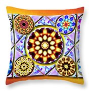 The Whole Of One Throw Pillow by Derek Gedney