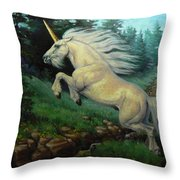 The Wild Heart Throw Pillow