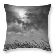 The Wind That Shakes The Grass Throw Pillow