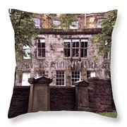 The Window Where Was Born Harry Potter' Throw Pillow
