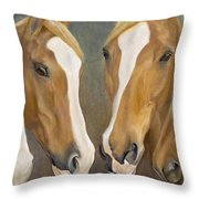 The Winkle Guys Throw Pillow