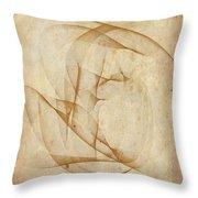 The Womb Throw Pillow