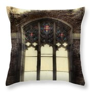 The Worlds Window Throw Pillow