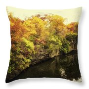 Then Autumn Arrives 07 Throw Pillow