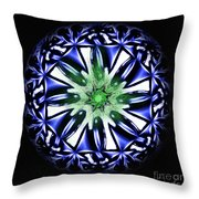 Then Seeds Of New Throw Pillow