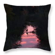 Then There Are Two Throw Pillow