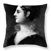 Theodosia Burr Alston (1783-1813) Throw Pillow