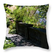 There Is Peace Throw Pillow