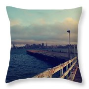 There's Always Tomorrow Throw Pillow