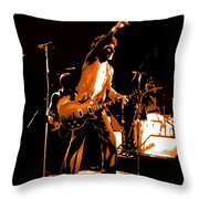 Theres Only One Way To Rock Throw Pillow