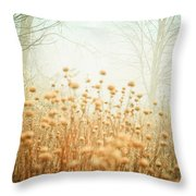 They Danced Alone Throw Pillow