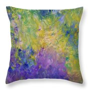 Think On These Things. Throw Pillow