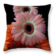 Third Place Throw Pillow