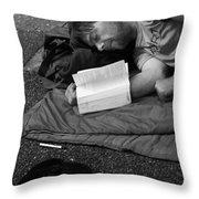 Thirteen Dreams  Throw Pillow