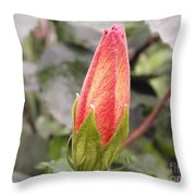 This Bud For You Throw Pillow