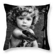 This Call Is For You Throw Pillow