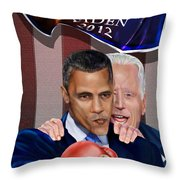 This Is A Big ------- Deal Throw Pillow