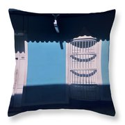 This Is A Place Where I Don't Feel Alone.. Throw Pillow