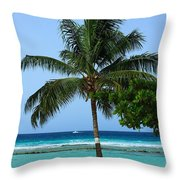 This Is Living Throw Pillow