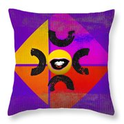 This Is New Throw Pillow