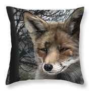 This Is Not Adlestrop Throw Pillow