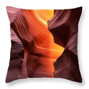 This Is The Moment Throw Pillow