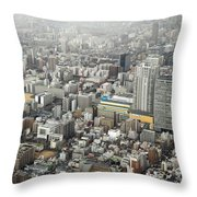 This Is Tokyo Throw Pillow
