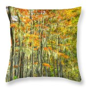 This Is What Autumn Brings Throw Pillow