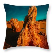 This Land Is Ours Throw Pillow