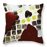 This Light Of Mine Throw Pillow