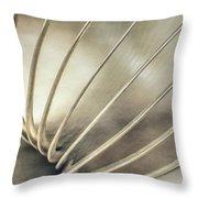 This Mortal Coil Throw Pillow