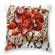This Must Be Love Throw Pillow