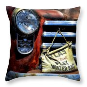 This Ol' Chevy Throw Pillow