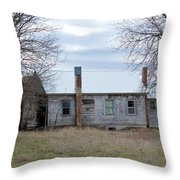 This Old House 2 Throw Pillow