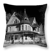 This Old House Version 2 Throw Pillow