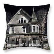 This Old House Version1 Throw Pillow