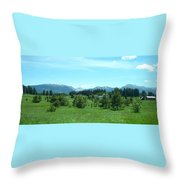 This Too Is Idaho Throw Pillow