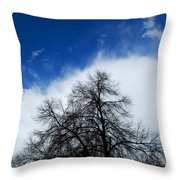 #thisparticulartree Throw Pillow